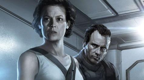 Alien 5 on hole indefinatly - Header