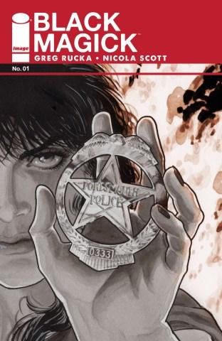 Black Magick 001 cover