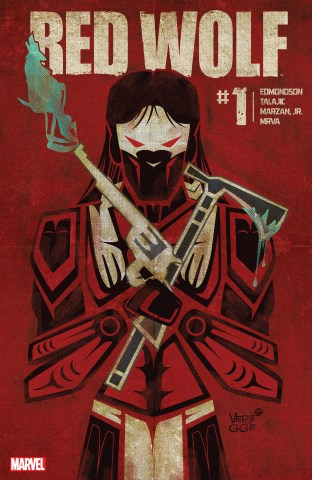 Red Wolf 2015 01 cover