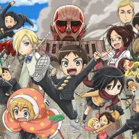 ביקורת, Attack on Titan Junior High: פרודיה למביני עניין