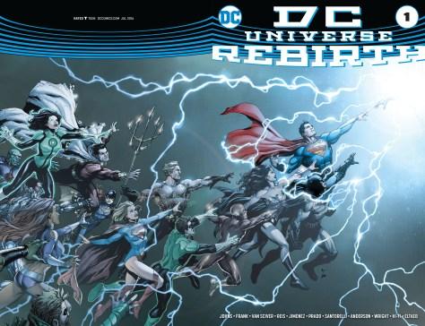 DC Universe - Rebirth review 01