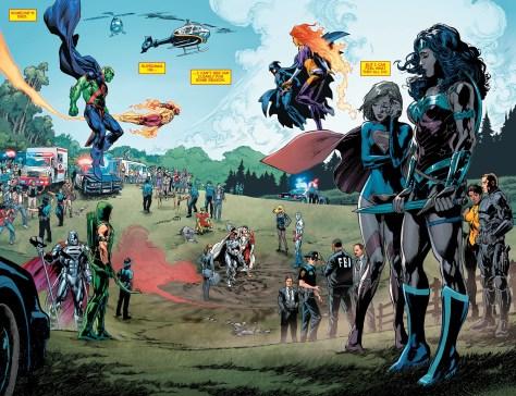 DC Universe - Rebirth review 06