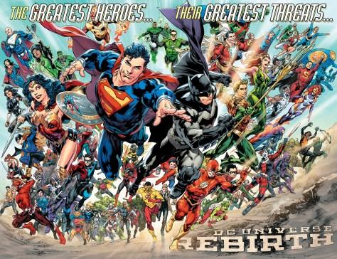 DC Universe - Rebirth review 09