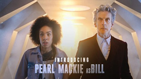 Doctor who new companion
