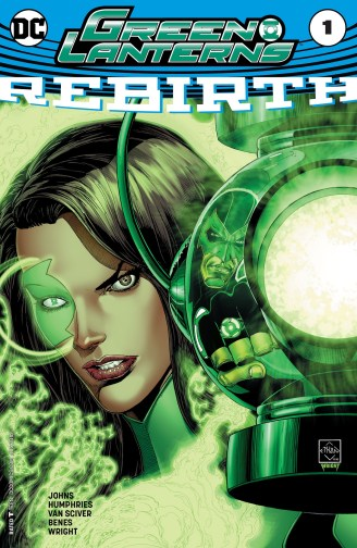 Green Lanterns - Rebirth review 01