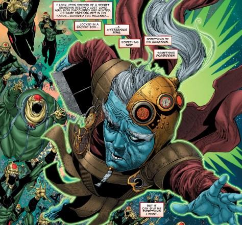 Green Lanterns - Rebirth review 02