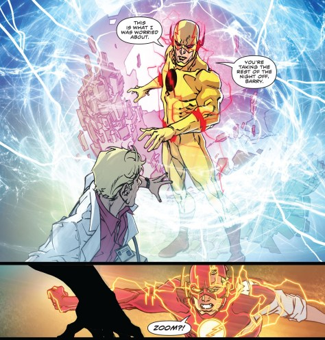 The Flash - Rebirth review 03