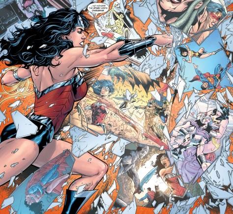 Wonder Woman - Rebirth 1 - review - 05