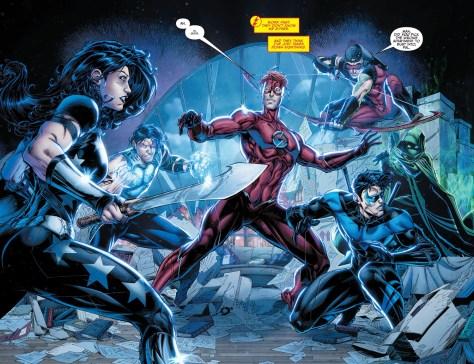 Titans - Rebirth 1 review 05