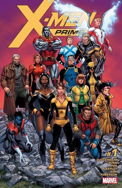 X-Men Prime (2017-) 001-000