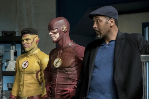 The Flash, Cause and Effect 01