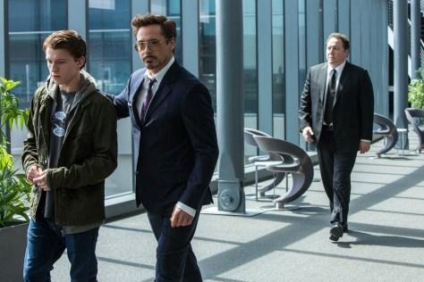 Jon Favreau;Robert Downey Jr;Tom Holland