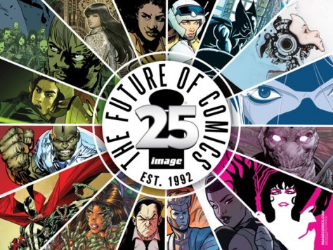 image comics 25 years