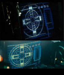 """תמונות עליונות מתוך """"הנוסע השמיני"""" (1979). תמונות תחתונות מתוך """"בלייד ראנר"""" (1982). מצאו את ההבדלים"""