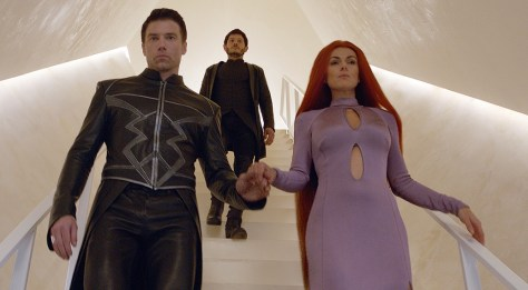 inhumans Imax review - Header