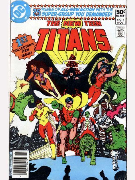 Teen Titans 1980