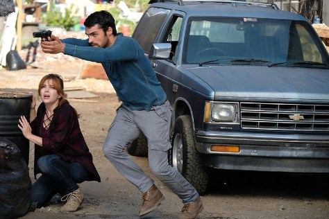 The Gifted, eXit strategy 01