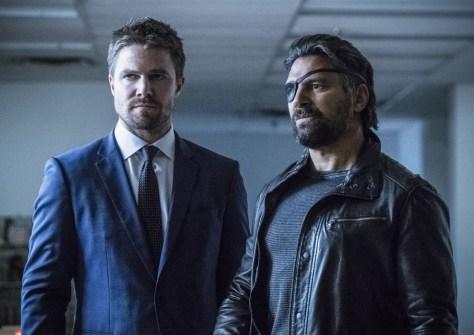 Green Arrow, Deathstroke Returns 04