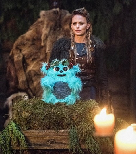 Legends of Tomorrow, Beebo the God of War 10