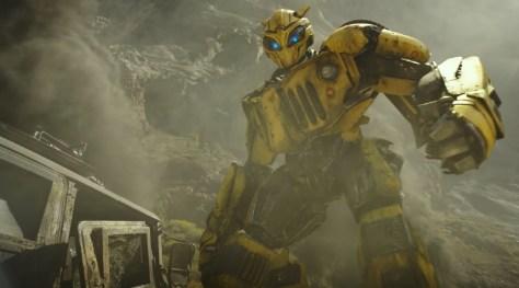Bumblebee trailer 1 - Header