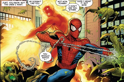 Amazing Spider-Man (2018-) 001-013