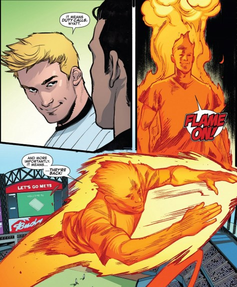 Fantastic Four (2018-) 001-008
