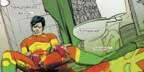 Mister Miracle (2017-) 001-004