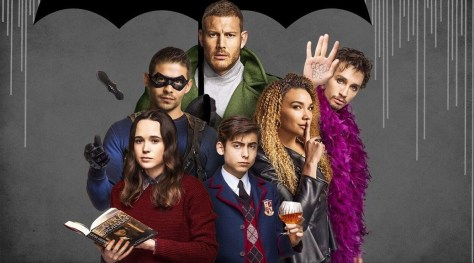 umbrella academy review - Header
