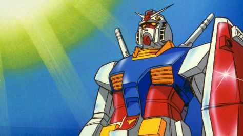 Mobile Suit Gundam 03