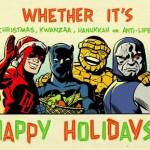 Happy Holidays From Multiversity Comics!