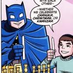 Happy Hannukah from Multiversity Comics!