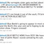 DC To Develop Live Action Blue Beetle?