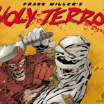 Review: Frank Miller's Holy Terror