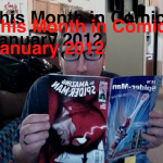 This Month in Comics: January 2012