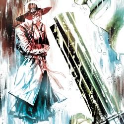 American Vampire #27 Cover