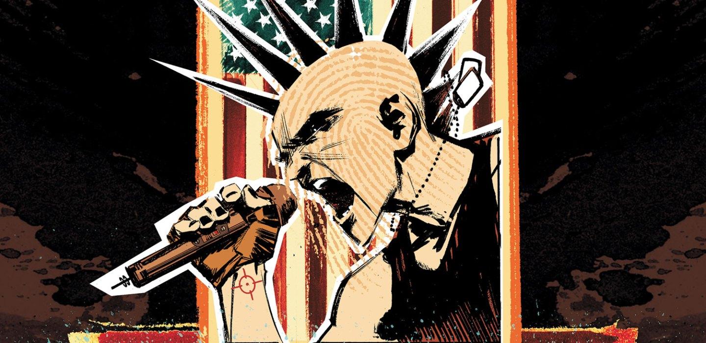 Punk Rock Jesus #1 Cover