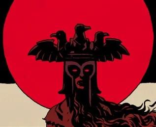 Resultado de imagen para Hellboy Nimue