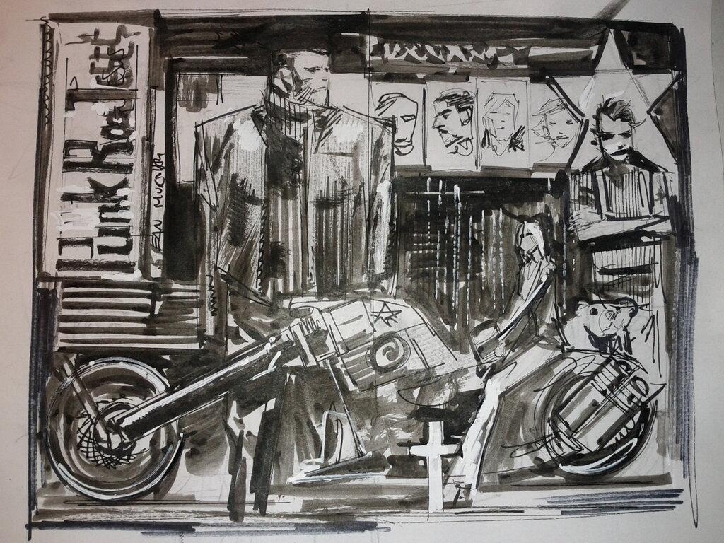 Art Of The Week Week Of 02 20 2013 Multiversity Comics