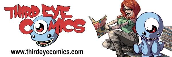 third eye comics