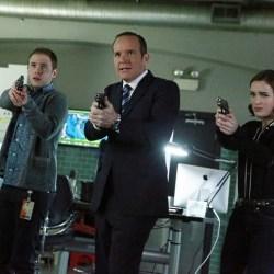 Agents of SHIELD Season 2 Finale SOS