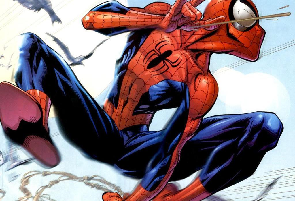 Bagley Spider-Man