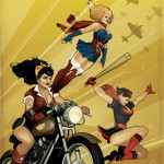"The Girls Have Got This in ""DC Comics Bombshells"" #1 [Review]"