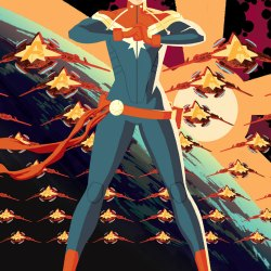All New All Different Captain Marvel 01
