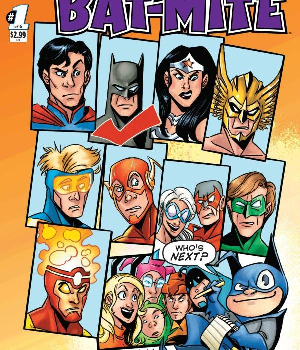 Bat-Mite #1 Cover