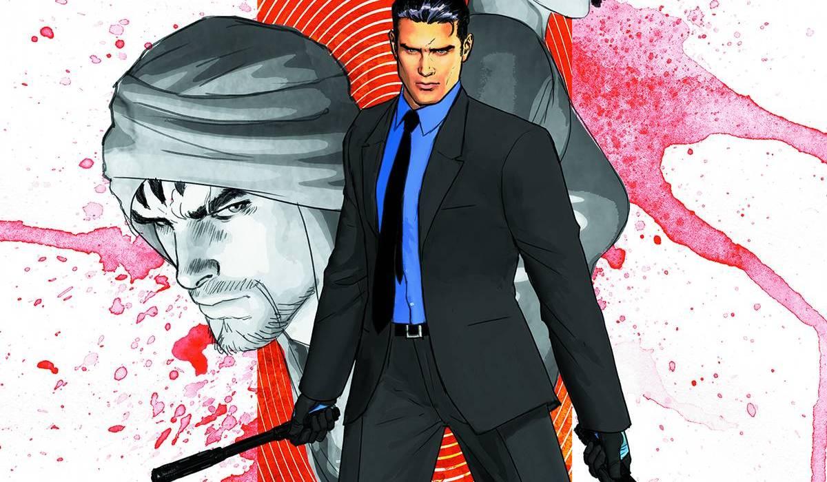 Grayson 9 Cover