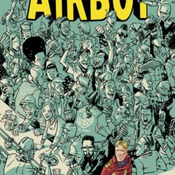 Airboy #2 Cover