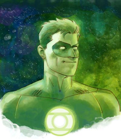Green Lantern Evan Shaner