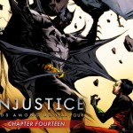 """Exclusive: Damian Strikes in """"Injustice: Gods Among Us Year Four""""  Chapter 14 [Preview]"""