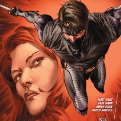 Ninjak #5 Cover
