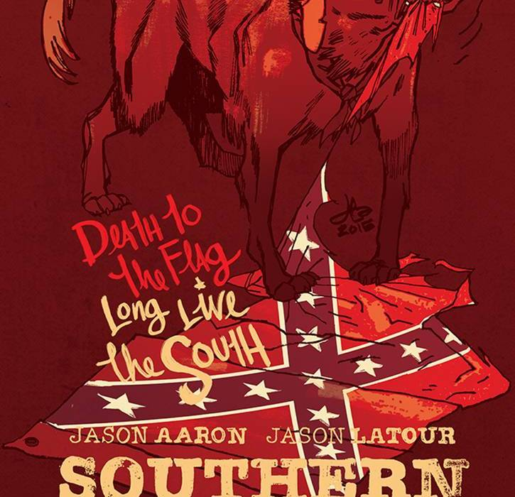 Southern Bastards 10 cover